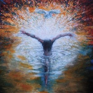 Jesus Makes A Splash