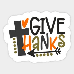 Give Thanks for Jesus