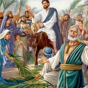 Palm Sunday_Online Worship